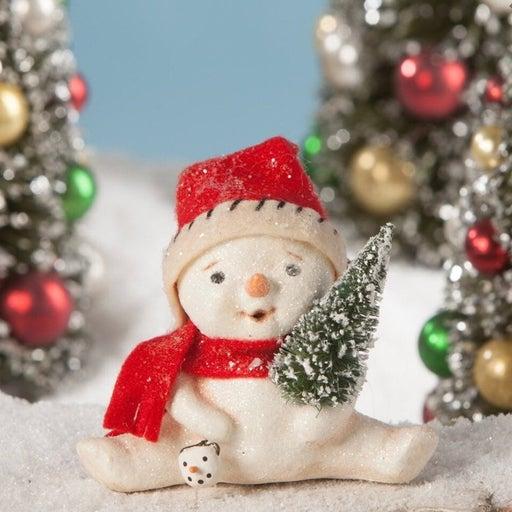 Bethany Lowe Lil' Jolly Snowman
