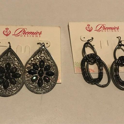 NWT Premier Designs Earrings bundle