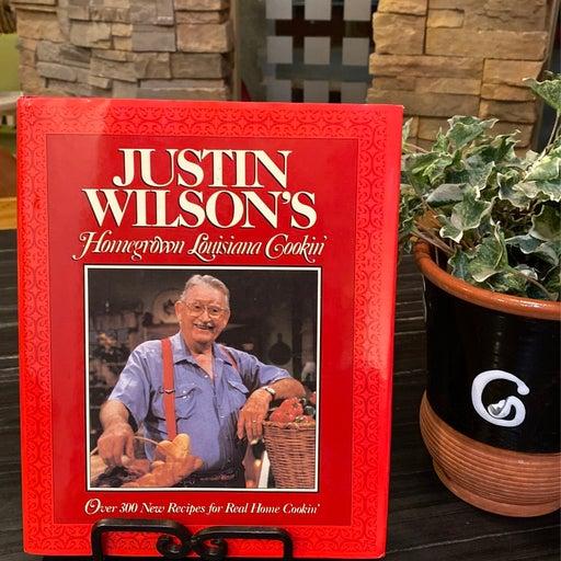 Justin Wildon cookbook