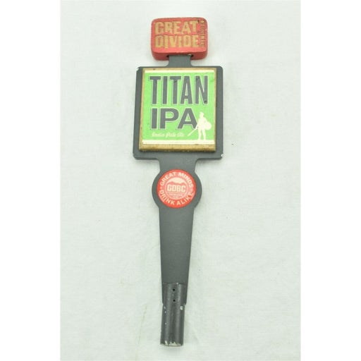 Great Divide Brewery Titan IPA Beer Tap