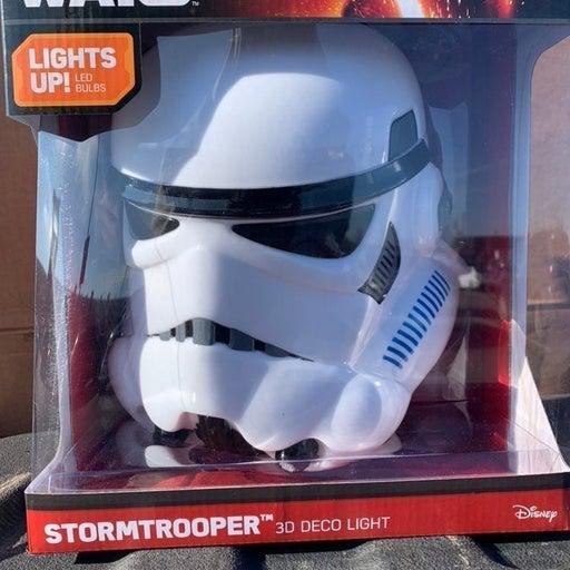 Star Wars Storm Trooper 3D Light