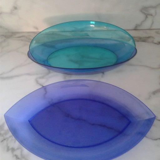 Tupperware Sheerly Elegant Illusions Pla