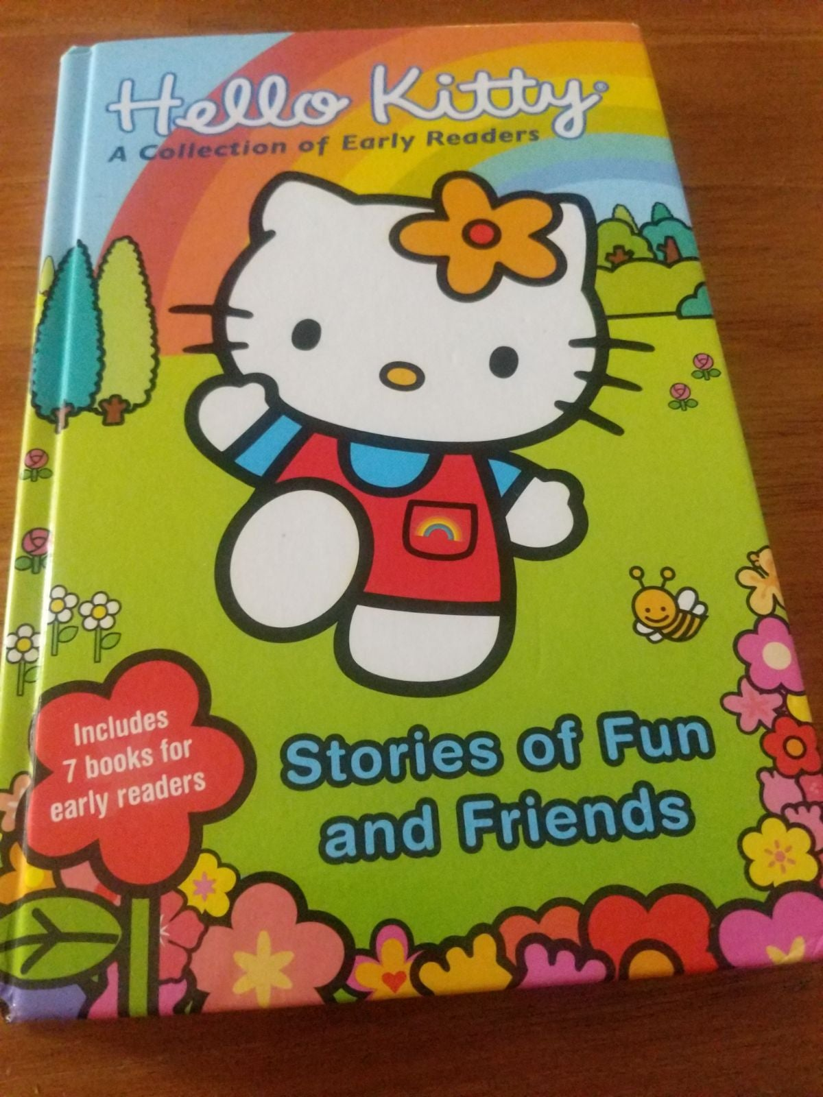Hello Kitty A Collection Of Early Reader