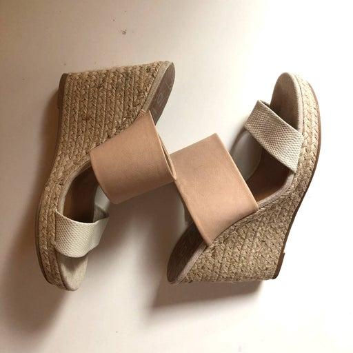 DV Adelina Sandals Wedge Espadrille Heel