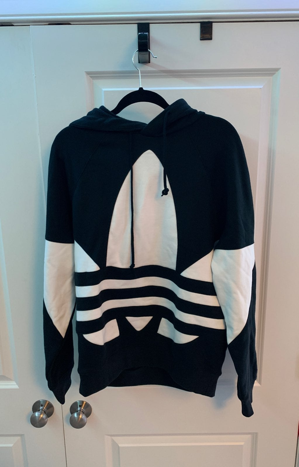 Men's Adidas Trefoil Graphic Hoody