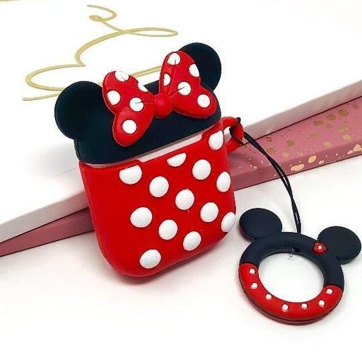 Cute Minnie Airpod Case