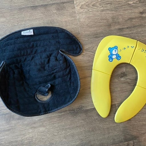 Potty training seat covers
