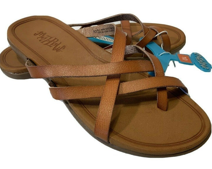 NEW Mad Love Multi-Strap Sandals Size 10
