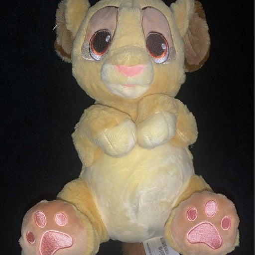 Disney Baby Simba Lion King Plush