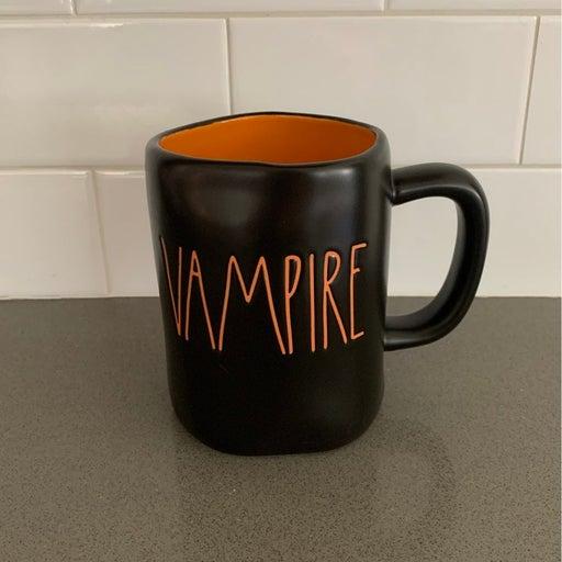Rae Dunn Vampire mug