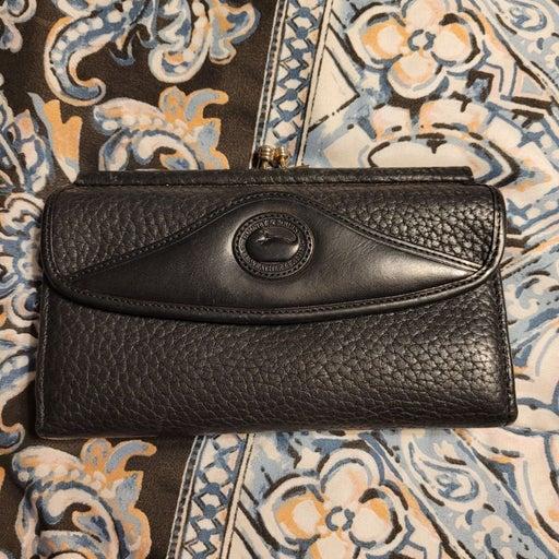 Dooney & Bourke Dark Blue wallet