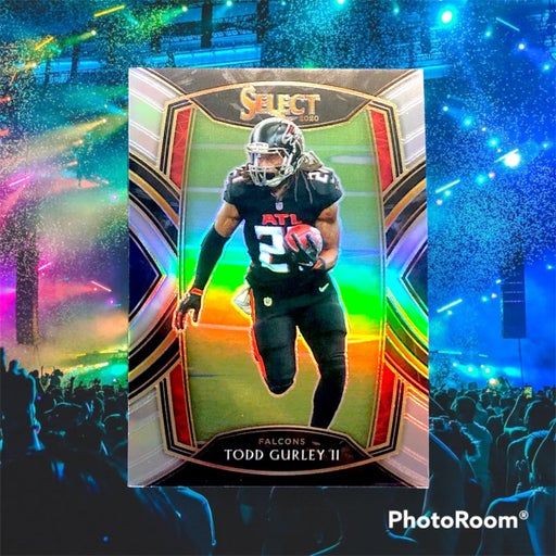 Todd Gurley Silver Holo