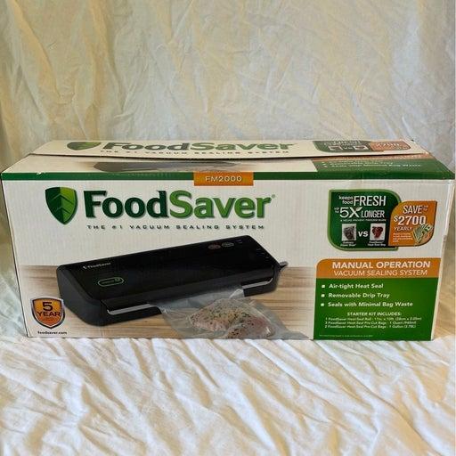 Food Saver FM2000