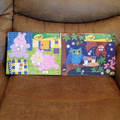 Crayola Puzzles