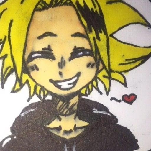 Denki kaminari and other anime character