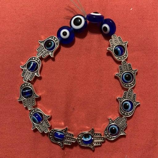 Handmade Evil Eye Spirituality Bracelet