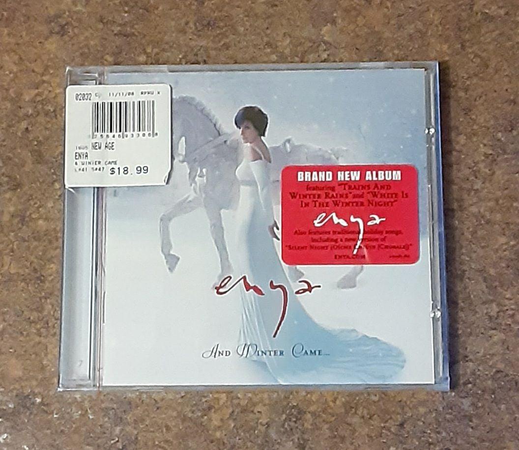 "Enya ""And Winter Came"" Compact Disc Musi"