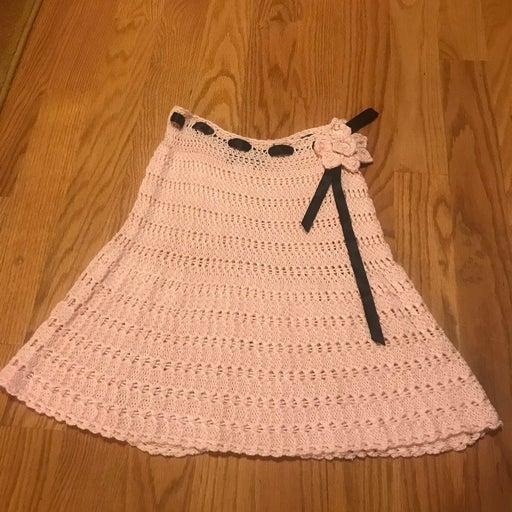 Brenda lynn knit skirt