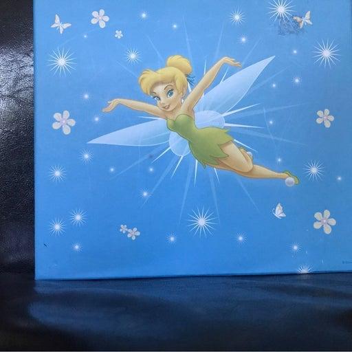 Disney Tinkerbell scrapbook