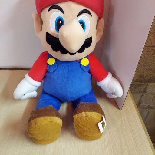 Large Mario Plush