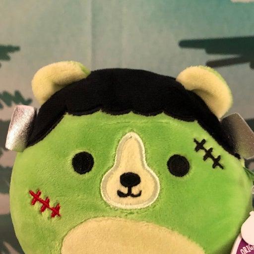 squishmallow halloween 2021 Len The Bear