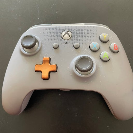 PowerA Enhanced Wired Controller for Xbox One - Gray