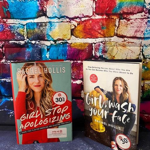 Rachel Holis Books
