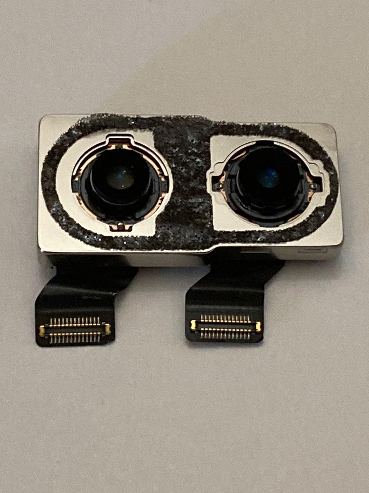 Iphone X back camera used