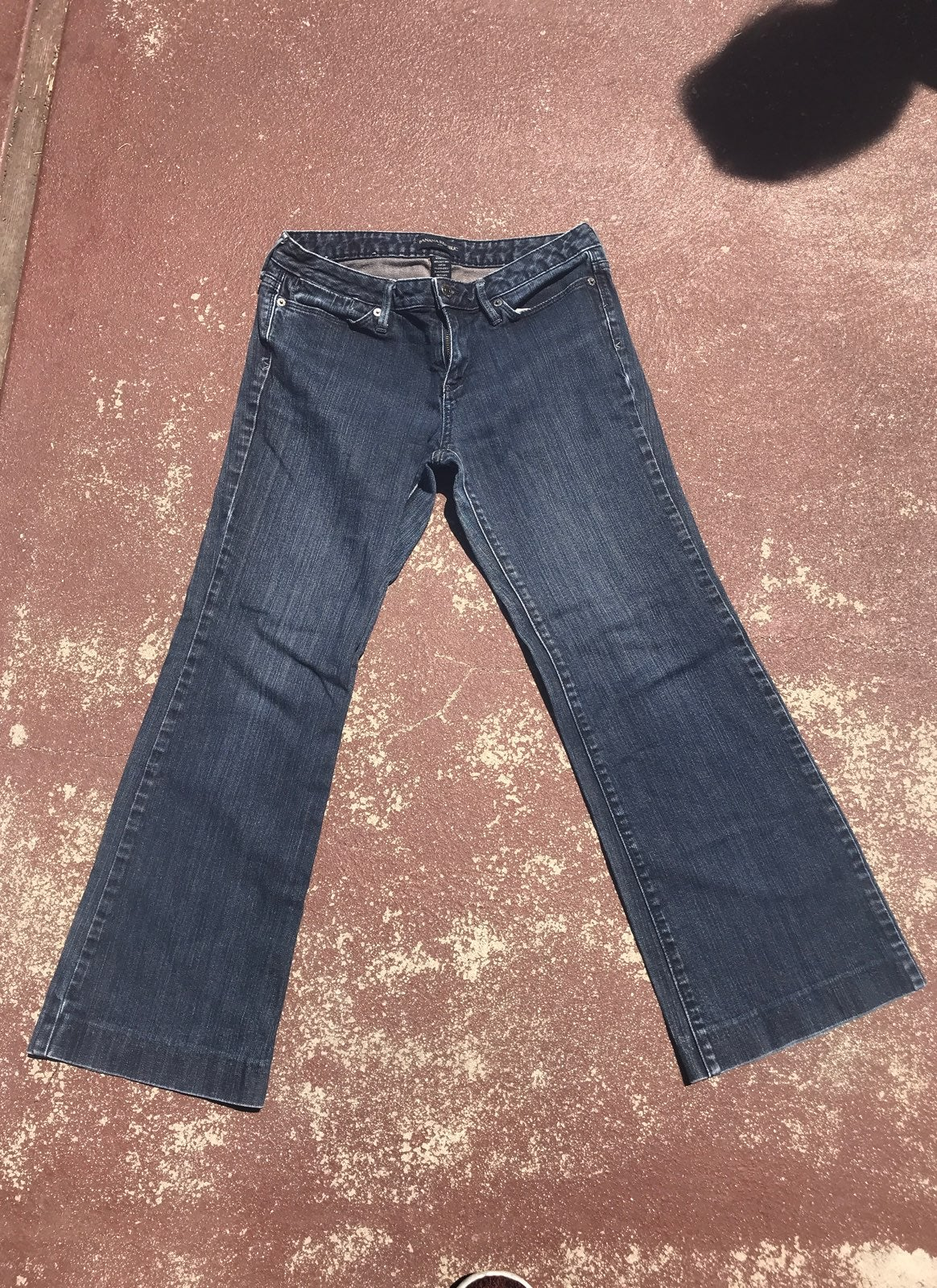Banana republic women's jeans size 6
