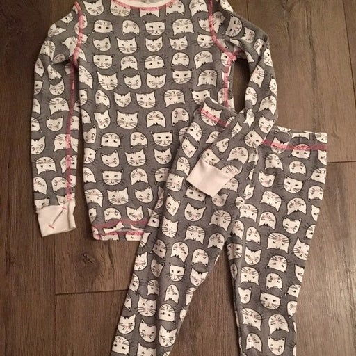 Girls 3t CuddleDuds Pajamas