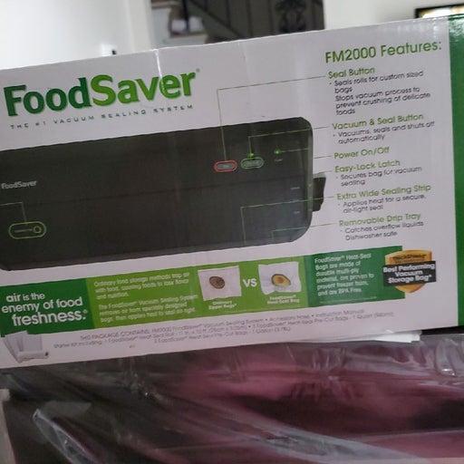 food saver fm 2000
