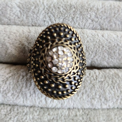 Premier Designs Brass  Ring
