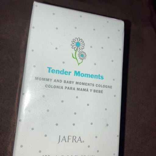 Jafra mommy and baby moments cologne