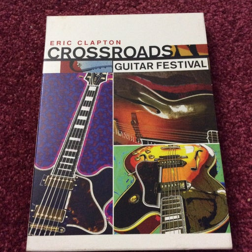 Crossroads Guitar Festival DVD