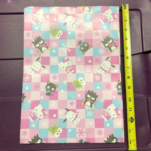 Sanrio Holiday Gift Wrap Bag Hello Kitty