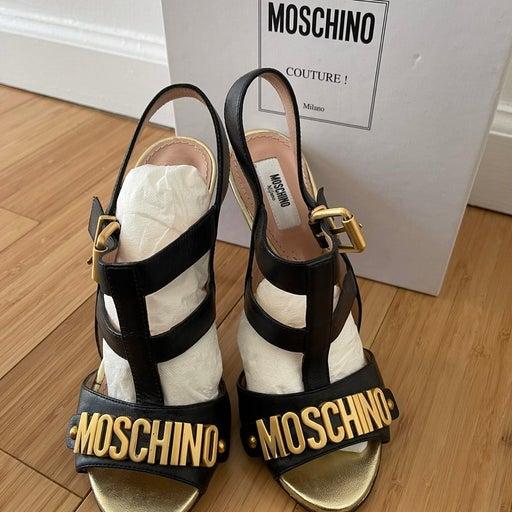 Moschino Sandals size 7