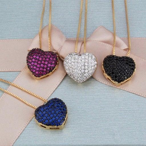 Love Heart Jewlery Set