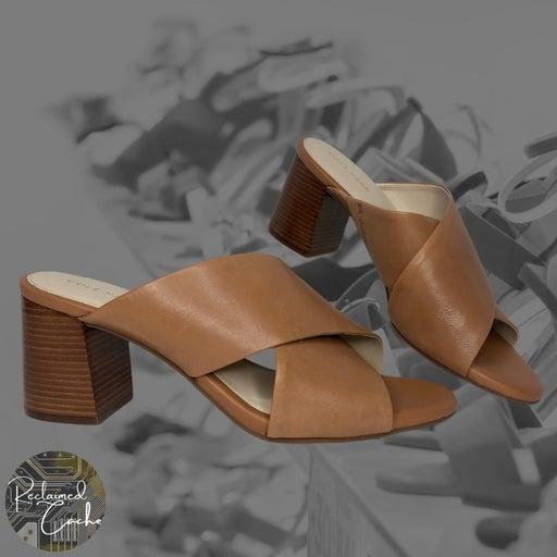 Cole Haan Brown Dakota Mules - Size 7.5 - Women
