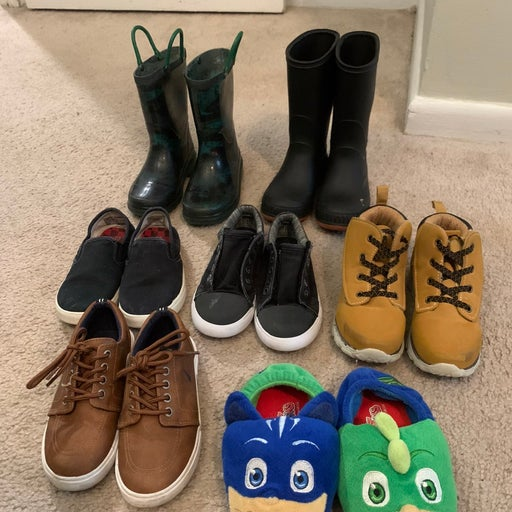 toddler boy shoes size 10