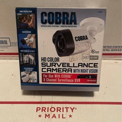 HD Color Surveillance DVR Camera Cobra