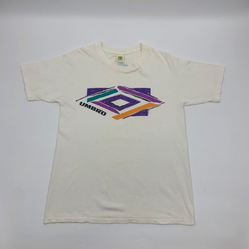 Vintage Umbro T-shirt Size M Made In USA