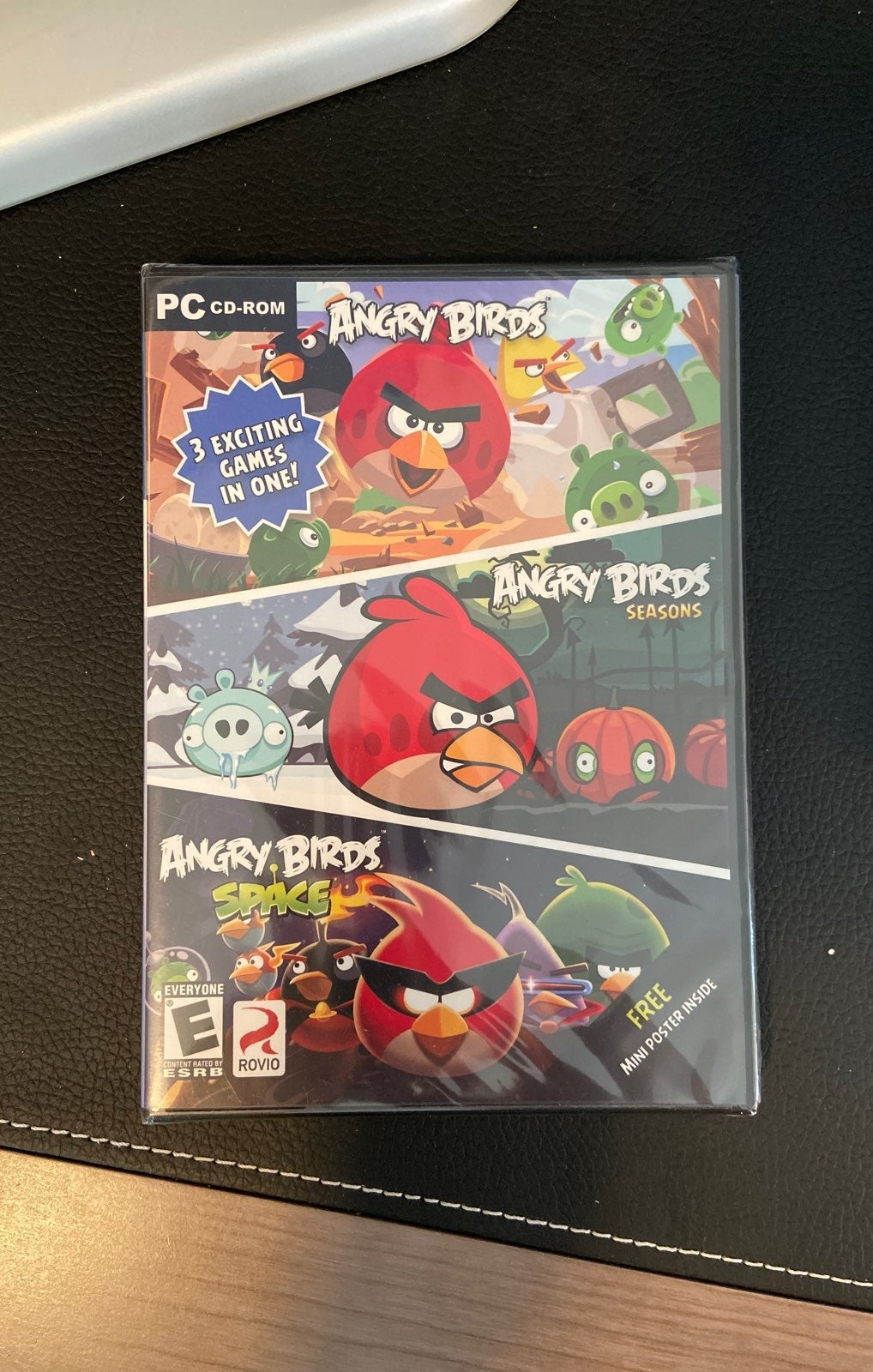 Angry Birds PC Game Inc Seasons & Space