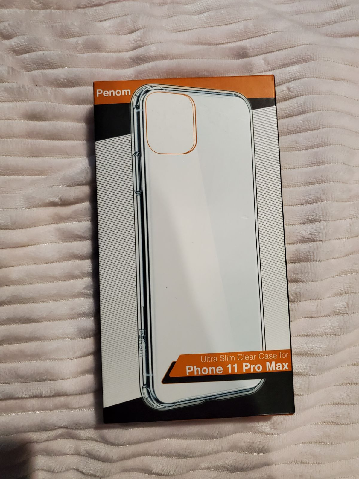 iPhone 11 Pro Max Ultra Slim Clear Case