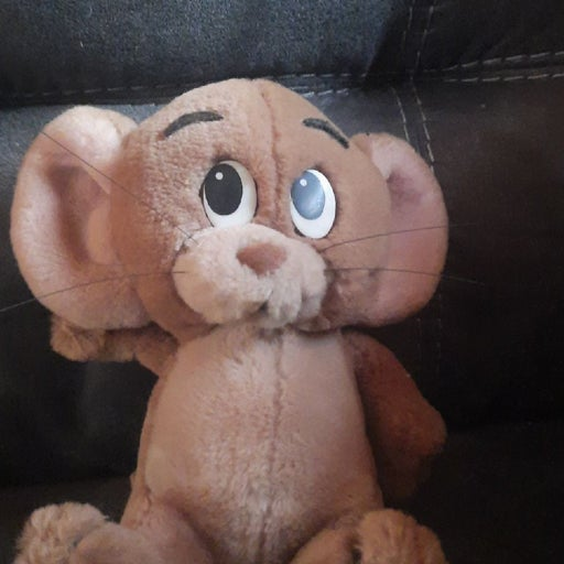 1985 Tom And Jerry Plush Stuffed Mouse