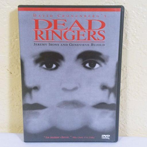 DAVID CRONENBERBURG'S DEAD RINGERS DVD!