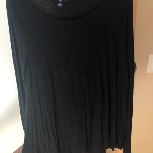 Gap long sleeve knit top Sz M