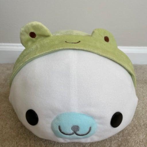 San-X Mamegoma Frog Seal