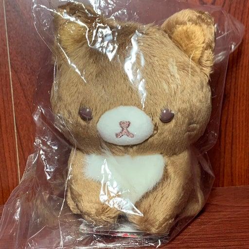 Rilakkuma Strawberry Cocoa Cat Plush