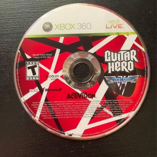 Guitar Hero: Van Halen on Xbox 360