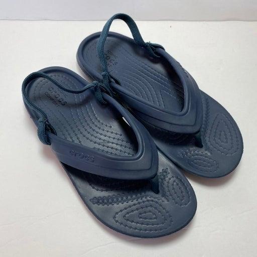 Kids Sandal  Crocs Navy sz C12